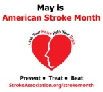 may is american stroke month image