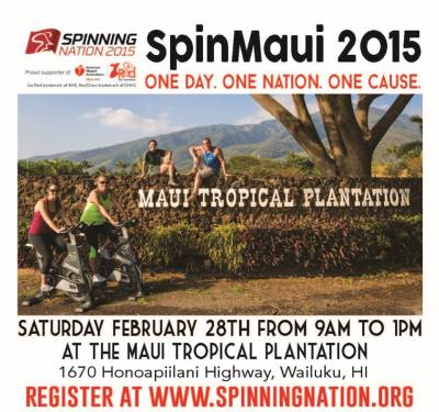 Details for SpinMaui 2015